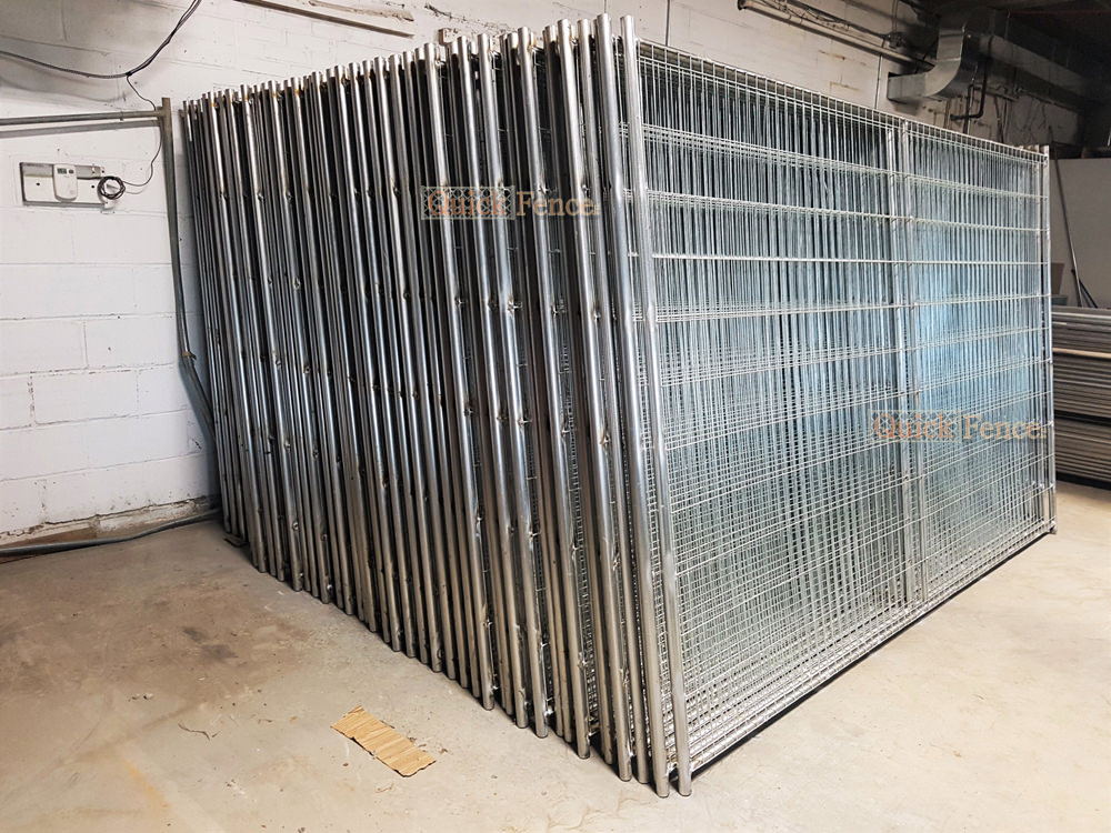 Welded Wire Fence Panels Doors Fence Rental