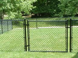 Chain Link Gate Sliding Chain Link Fence Gate
