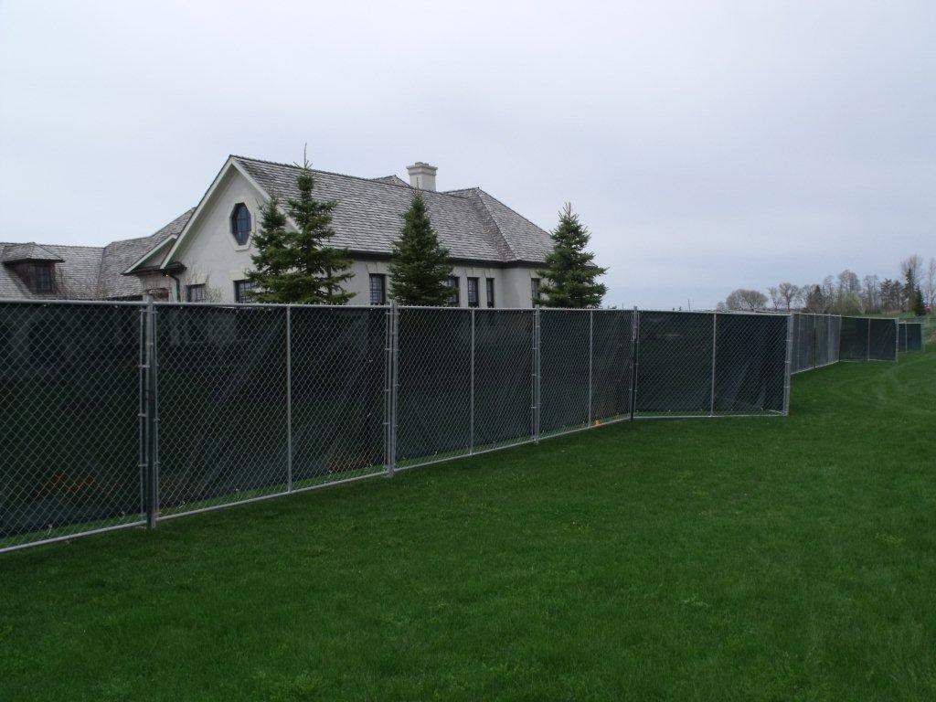 Fence panels privacy fence panels temporary fence panels for Portable privacy fence